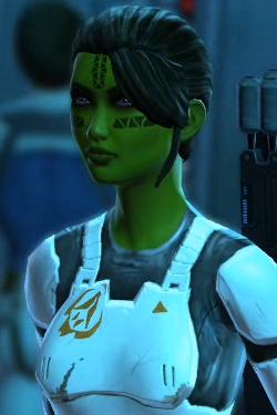 Captain Zora