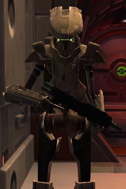 Esseles Security Droid