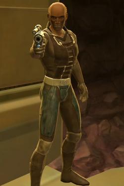 Vexx's Mercenary