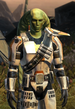 Ciridium Onslaught Chestguard