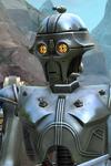 Gnarls Outpost Speeder