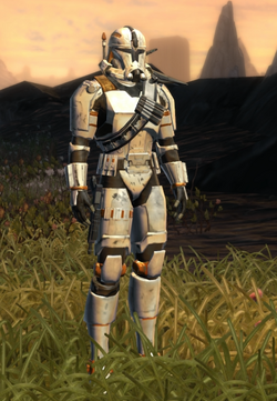 RD-15B Commando Armor Set