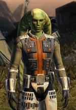 Esseles Trooper's Body Armor