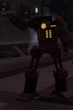 Rewired Power Droid