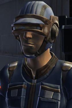 Lieutenant Forris