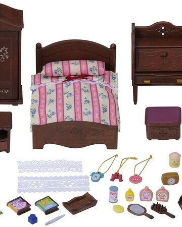 Luxury Master Bedroom Furniture Set Sylvanian Families Wiki Fandom