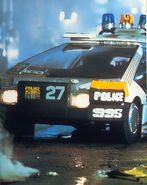 27 bladerunner police