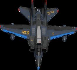 Raptor Type E