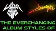 The Ever Changing Album Styles of Lazerhawk Tommy'86-0