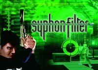Syphon Filter Poster1