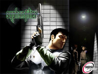 Syphon Filter 1 Poster 2
