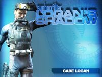 Syphon Filter Logan's Shadow GL1