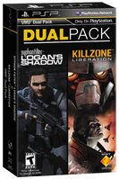 Killzone-liberation-syphon-filter-logans-shadow dual-pack-psp