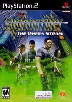 Syphon Filter Omega Strain NTSC-U Cover