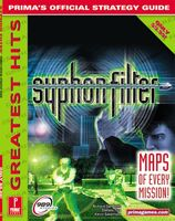 Syphon Filter 1 Strategy Guide Front