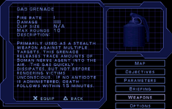 SF1 Gas Grenade Screen.png