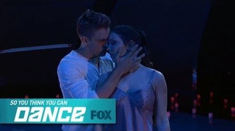 Jenna & Neil Top 10 Perform SO YOU THINK YOU CAN DANCE FOX BROADCASTING