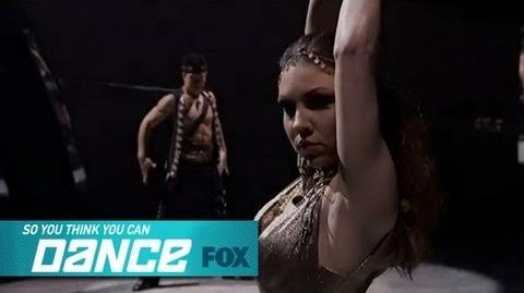 Jenna & Alex Top 12 Perform SO YOU THINK YOU CAN DANCE FOX BROADCASTING