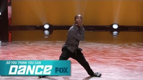 Fik-Shun Top 6 Perform SO YOU THINK YOU CAN DANCE FOX BROADCASTING