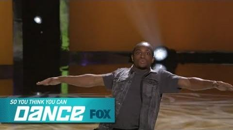Fik-Shun Top 8 Perform SO YOU THINK YOU CAN DANCE FOX BROADCASTING