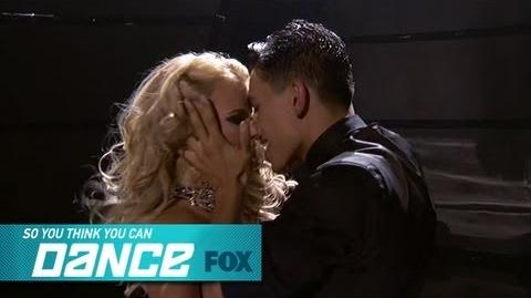 Paul & Witney Top 10 Perform SO YOU THINK YOU CAN DANCE FOX BROADCASTING