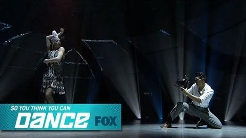 Makenzie & Paul Top 16 Perform SO YOU THINK YOU CAN DANCE FOX BROADCASTING