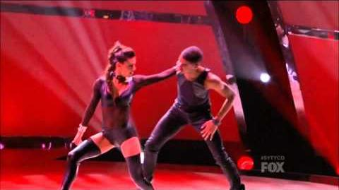 SYTYCD Season 10 - Top 18 Perform - Hayley and Curtis