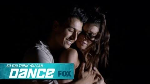 Paul & Hayley Top 6 Perform SO YOU THINK YOU CAN DANCE FOX BROADCASTING
