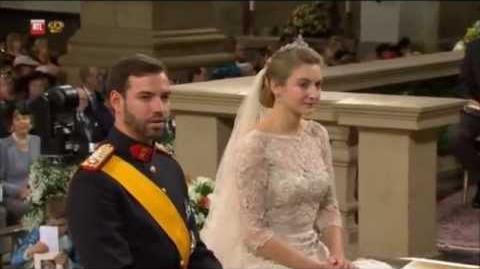 Luxembourg Royal Wedding 2012