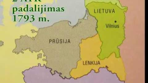 Lietuvos sienos 1009-2009 - LDK žemėlapiai. History and borders of Lithuania.