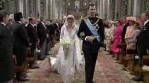 Spanish Royal Wedding