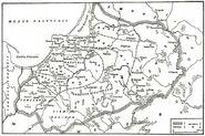 Karte Prusy
