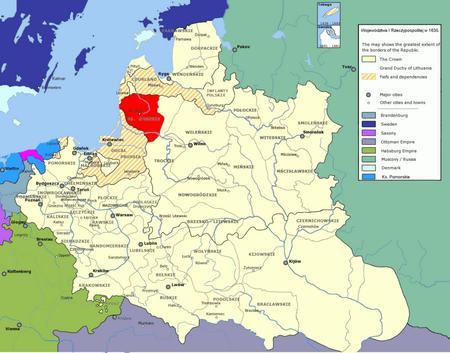 Fürstentums Samogitien