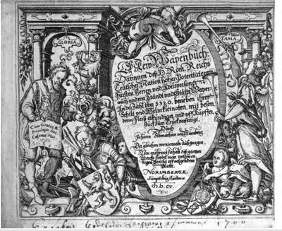 Siebmacher - New Wappenbuch, 1605