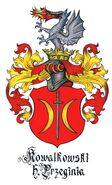 Kowalkowski h. Przeginia Original