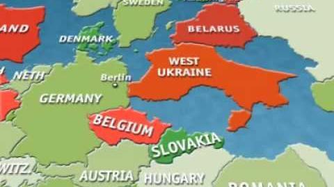 Redrawing the map of Europe by The Economist