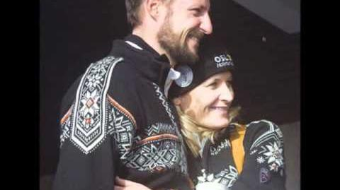 CP Haakon and CP Mette-Marit of Norway