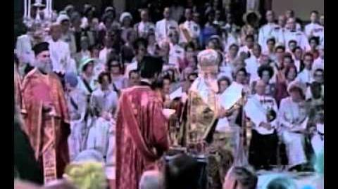 Greek Royal Wedding - King Constantine II Queen Anne Marie pt 2