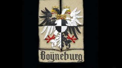 BOYNEBURG Wappen (Coat of Arms)