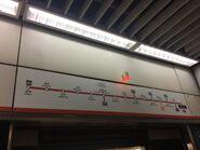 Futian Checkpoint Line 4 platform route map 29-05-2019(2)
