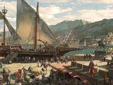 Sailing Vessels of the Kyrenaians