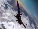 Kyrenaian Aircraft Factories KAF-16 Saqr Multirole Fighter