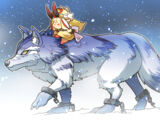 Jalid White Wolf