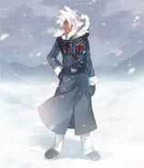 Winter Coat Dress Uniform