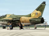 Kyrenaian Aircraft Factories KAF-9 Kaman Ground Attack Aircraft