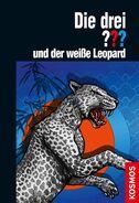 Der weiße leopard drei ??? cover