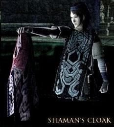 Shaman's Cloak