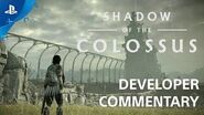 Shadow of the Colossus - Developer Commentary PS4