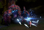 Sorcerer Ice Lances (full graphics)