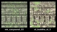 BuddhaTextureComparison